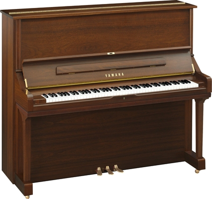 Yamaha Pianos Acoustic U3 SAW noyer américain satiné, 131 cm