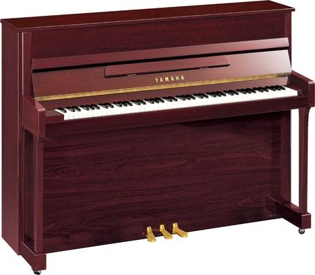 Yamaha Pianos Silent B2 SC2 PM Silent, Acajou poli-brillant, 113 cm