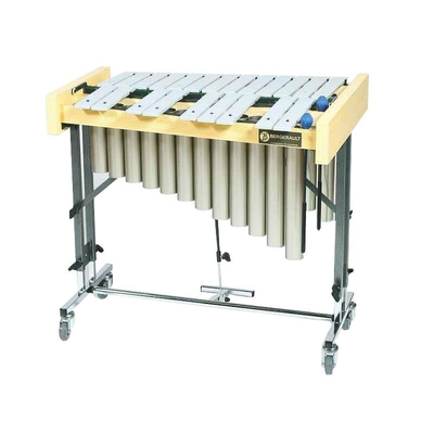 Bergerault PMACH Metallophone Alto Chromatique sur pied avec resonateurs