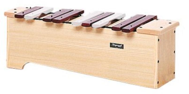Bergerault Xylophone Alto Chromatique XACHC En Composite