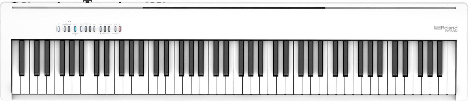 Roland FP-30X-WH Digital Piano White