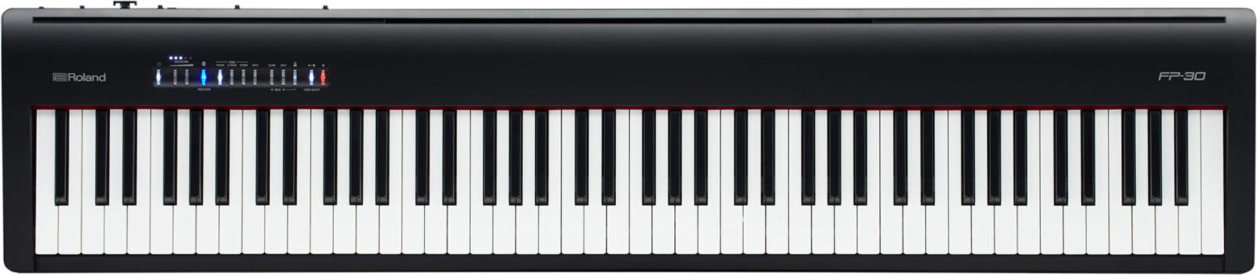 Roland FP-30X-BK Digital Piano Black