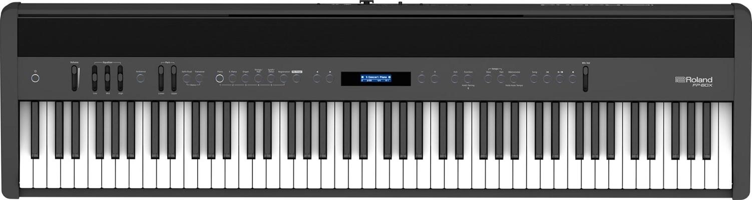 Roland FP-60X-BK Digital Piano Black