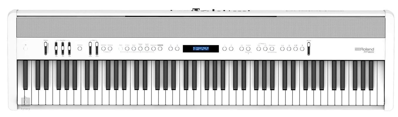 Roland FP-60X-WH Digital Piano White