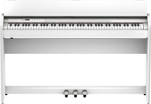 Roland F701-WH White