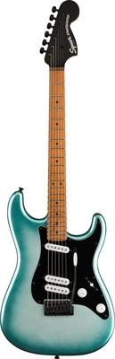 Squier Contemporary Stratocaster Special Roasted Maple Fingerboard Black Pickguard Sky Burst Metallic