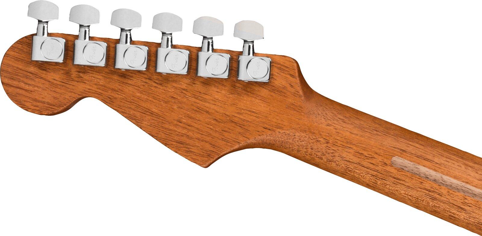 Fender American Acoustasonic Jazzmaster Tungsen Ebony Fingerboard : photo 5