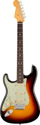 Fender American Ultra Stratocaster Left-Hand Rosewood Fingerboard Ultraburst