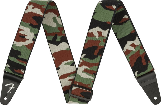Fender WeighLess 2» Camo Strap
