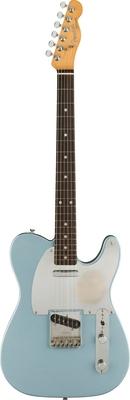 Fender Chrissie Hynde Telecaster Rosewood Fingerboard Ice Blue Metallic