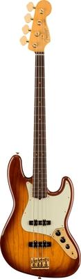 Fender 75th Anniversary Commemorative Jazz Bass Rosewood Fingerboard 2-Color Bourbon Burst