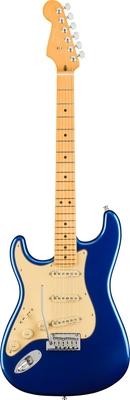 Fender American Ultra Stratocaster Left-Hand Maple Fingerboard Cobra Blue