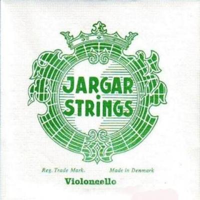 Jargar Fleximétal Jeu vert dolce Violoncelle
