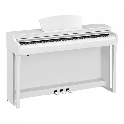 Yamaha CLP-725WH blanc mat