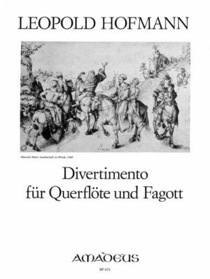 Divertimento a Flauto Traverso con Fagotto / Leopold Hofmann / Amadeus