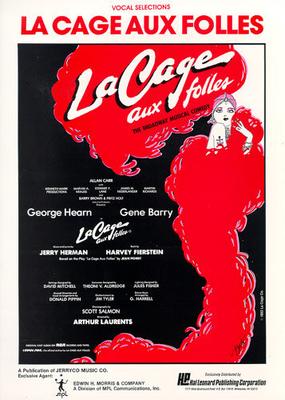 Vocal Selections / La Cage Aux Folles / Jerry Herman / Hal Leonard