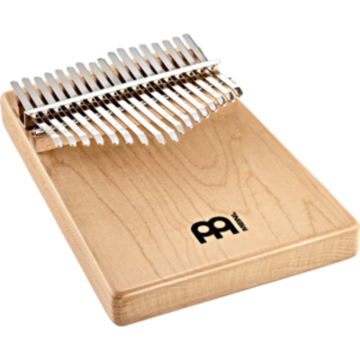 Meinl KL1704S Solid Kalimba – 17 notes- Maple