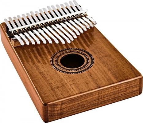 Meinl KL1707H Sound Hole Kalimba 17 notes Maple & Acacias