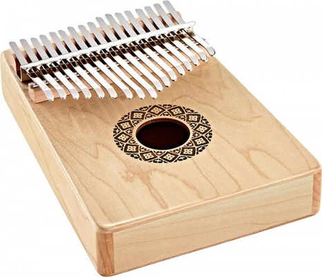 Meinl KL1709H Sound Hole Kalimba 17 notes Maple