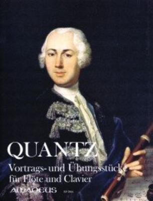 Vortrags- und bungsstücke / Johann Joachim Quantz / Winfried Michel / Amadeus