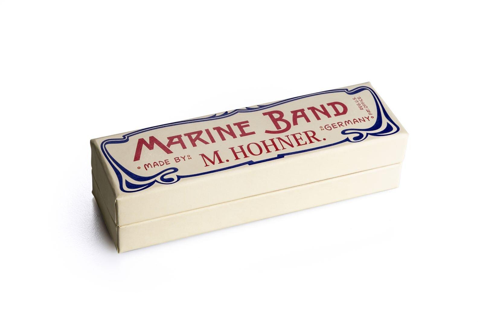 Hohner Marine Band 1896 – 125th Anniversary en C : photo 3