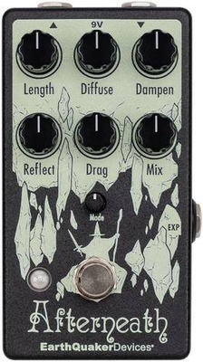 EarthQuaker Devices EarthQuaker Devices Afterneath V3 – Enhanced Otherworldly Reverberator
