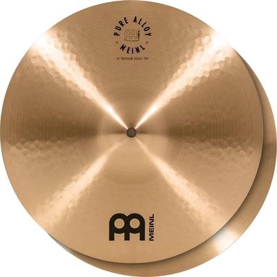 Meinl PA14MH 14» Pure Alloy – Medium Hi-hat