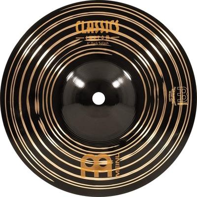 Meinl CC8DAS Classic Custom Dark 8» Splash