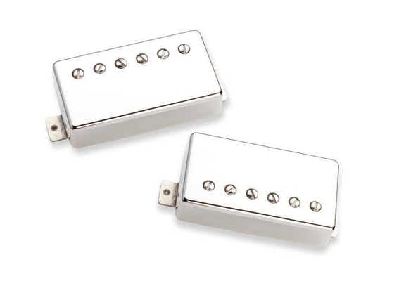 Seymour Duncan SH-55n – Seth Lover Humbucker Set, 2 Cond. Cable – Nickel Cover