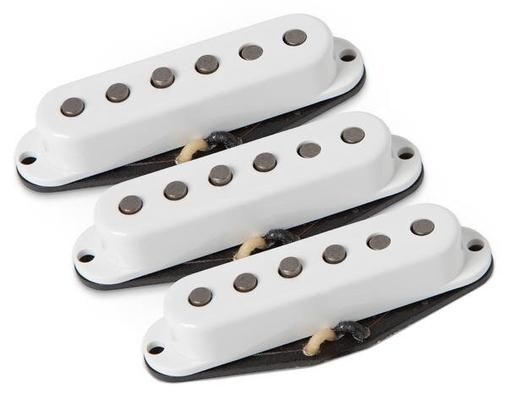 Seymour Duncan Joe Bonamassa Signature Bonnie Strat – Pickup Set – Non-Aged White