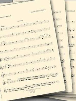 Sextuors à vents, vol. 1 / François-Joseph GOSSEC / Charles HNIN / Centre de Musique Baroque de Versailles