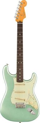 Fender American Professional II Stratocaster Rosewood Fingerboard Mystic Surf Green