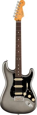 Fender American Professional II Stratocaster HSS Rosewood Fingerboard Mercury