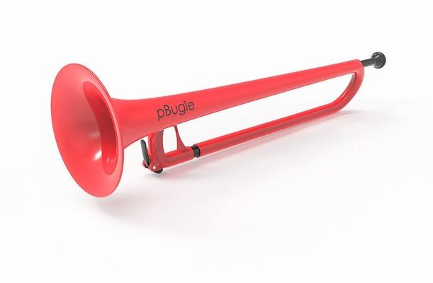 pBone Clairon pBugle Rouge
