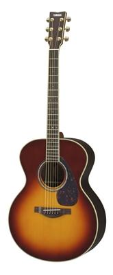 Yamaha Guitars LJ6 ARE Brown Sunburst