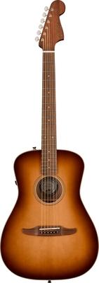 Fender Malibu Classic Pau Ferro Fingerboard Aged Cognac Burst