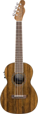 Fender Rincon Tenor Ukulele V2 Ovangkol Fingerboard Natural