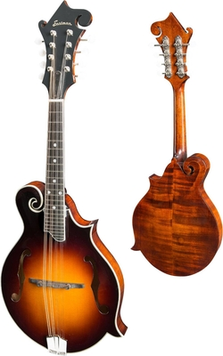 Eastman MD515 Classic Sunburst F-Style with Oval Hole