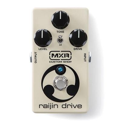 MXR Raijin Drive Custom Shop