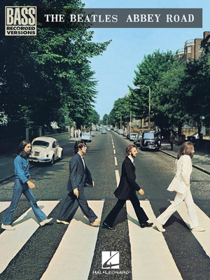 Bass Recorded Versions Persona / Abbey Road – Bass Recorded Versions / The Beatles / Hal Leonard