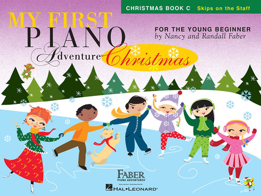 Faber Piano Adventures / My First Piano Adventure Christmas – Book C / Nancy Faber / Randall Faber / Faber Music