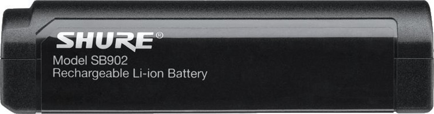 Shure SB902A Batterie lithium-ion SB902A pour émetteur radio GLX-D