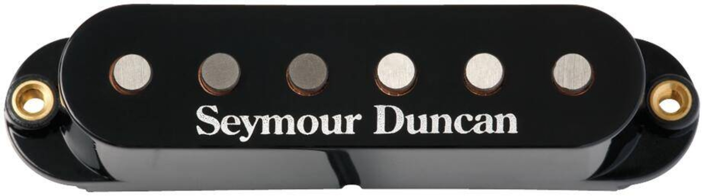Seymour Duncan STK-4M – Classic Stack Plus Strat Middle Pickup RW/RP – Black