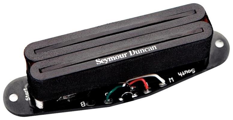 Seymour Duncan STHR-1N – Hot Rails Tele Neck Pickup – Black
