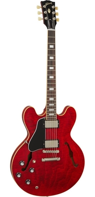 Gibson ES 335 Figured Sixties Cherry Lefthand
