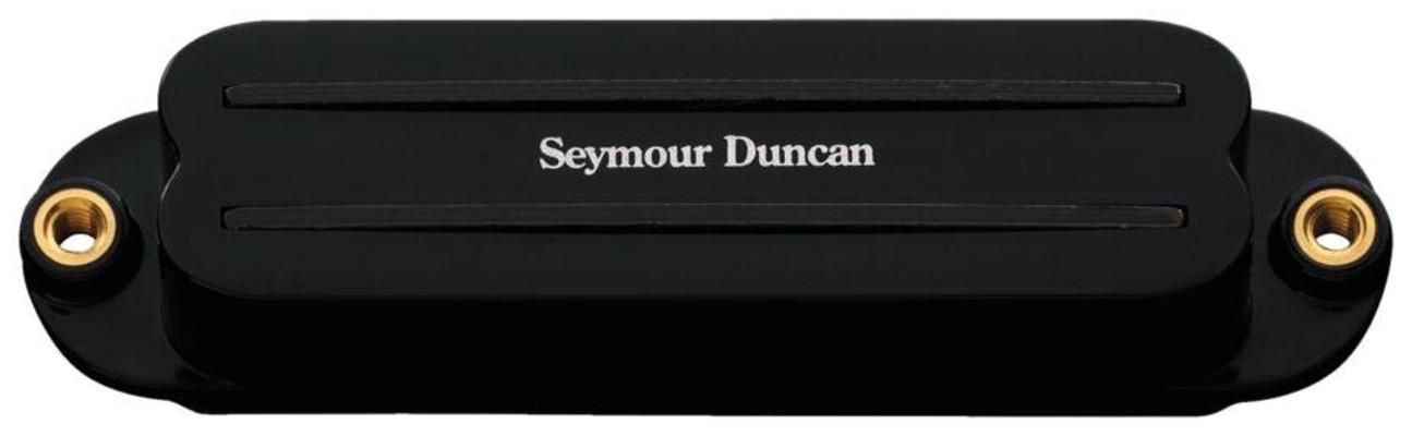 Seymour Duncan SHR-1n – Hot Rails Strat Neck/Middle Pickup – Black