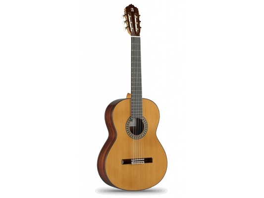 Alhambra 5 P – Guitare classique Seorita (7/8) 636mm Cèdre massif – Palissandre