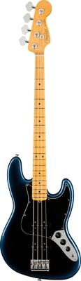 Fender American Professional II Jazz Bass Maple Fingerboard Dark Night