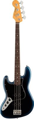 Fender American Professional II Jazz Bass Left-Hand Rosewood Fingerboard Dark Night
