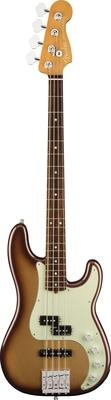 Fender American Ultra Precision Bass Rosewood Fingerboard Mocha Burst